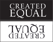 Created Equal footer logo image