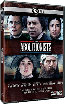The Abolitionists DVD Cover image