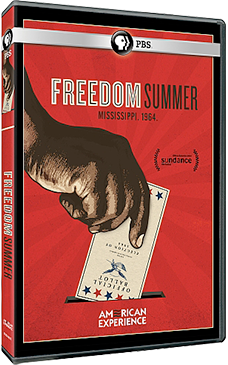 Freedom Summer DVD cover image